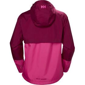 Helly Hansen W's Aran Jacket Plum